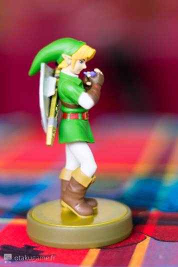 Amiibo Link Ocarina of Time 30th anniversary