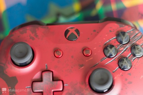 Manette édition collector Gears of War 4