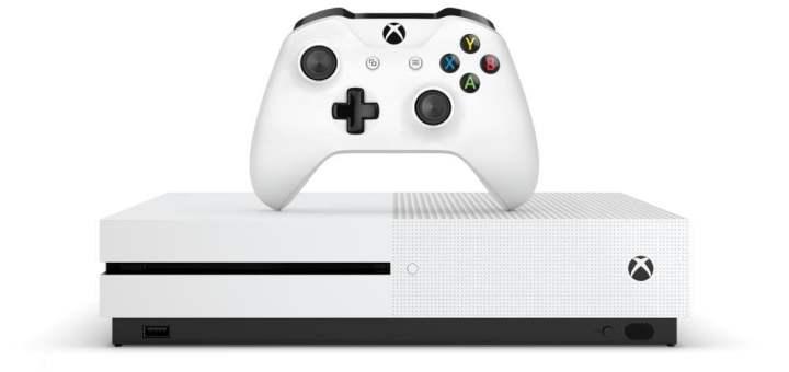 Mine de rien, j'aime bien le nouveau design de la Xbox One S !