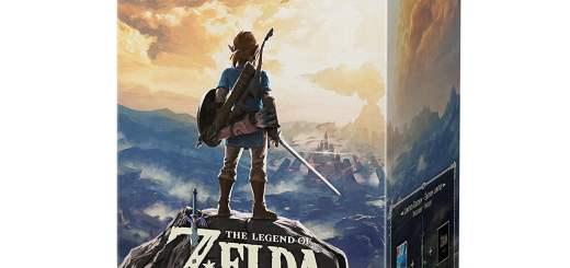 L'édition collector de The Legend of Zelda sur Nintendo Switch !