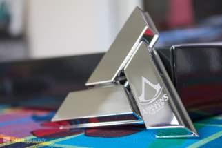 Devinerez-vous ce que c'est ? Enfin en plus d'être un logo Assassin's Creed !