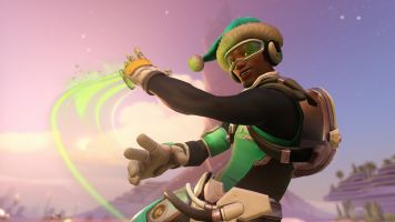 Lucio 2017 Christmas skin wallpaper