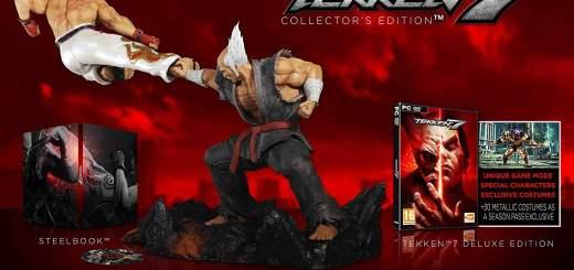 L'édition collector de Tekken 7