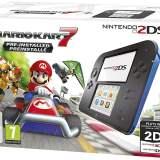 Mario Kart 7 est préinstallé sur la 2DS.