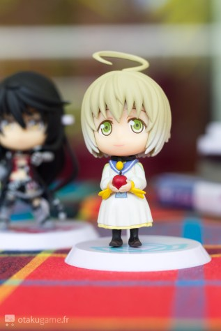 Figurines de L'éditon collector de Tales of Berseria