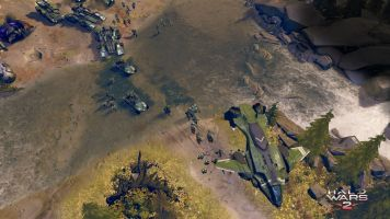 Halo Wars 2 Campaign A New Enemy Air Recon