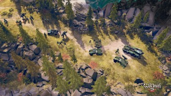 Halo Wars 2 Campaign A New Enemy Preparation