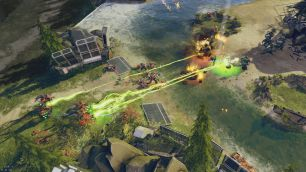 Halo Wars 2 Campaign One Three Zero Hunter Power