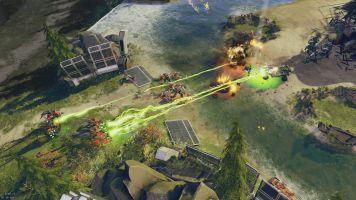 Halo Wars 2 Campaign One Three Zero Hunter Power