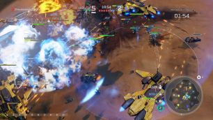 Halo Wars 2 MP Ashes Bringing the Big Guns