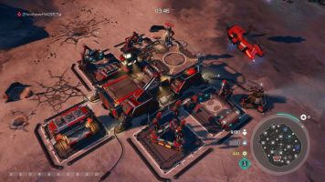 Halo Wars 2 MP Ashes Firebase
