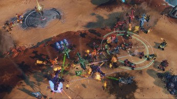 Halo Wars 2 MP Ashes Targeting