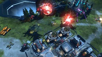 Halo Wars 2 MP Rift Base Bash