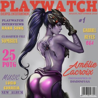 Playwatch featuring Widowmaker