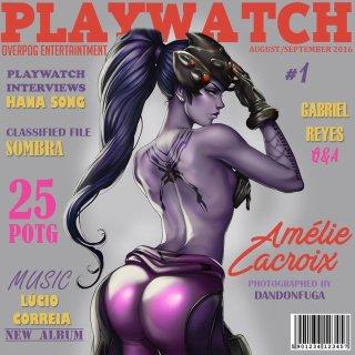 Playwatch featuring Widowmaker