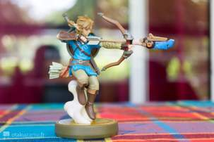 Amiibo Link (Zelda Breath of the Wild)