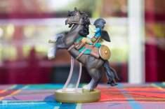 Amiibo Link (Zelda Breath of the Wild)