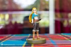 Amiibo Zelda (Zelda Breath of the Wild)