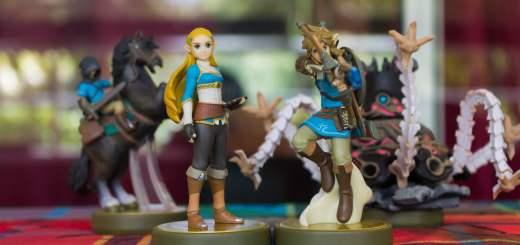 Les Amiibo Zelda : Breath of The Wild, comment ne pas craquer ?