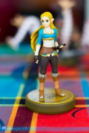 Amiibo Zelda : Breath of The Wild