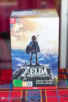 Edition collector de Zelda : Breath of the Wild