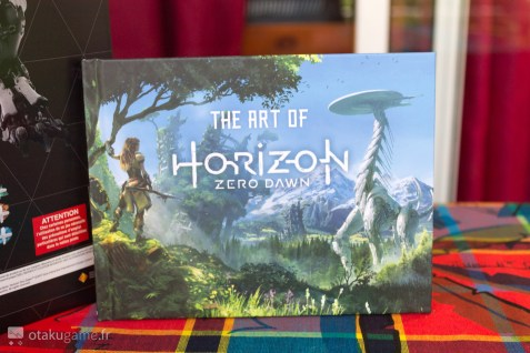 L'édition collector de Horizon Zero Dawn