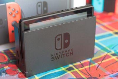 La Nintendo Switch dispose de tout ses éléments de calculs sur la tablette.