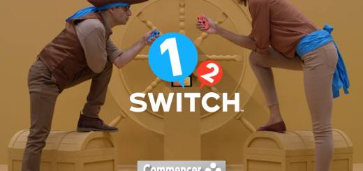 1-2 Switch, le nouveau Party Game de Nintendo !