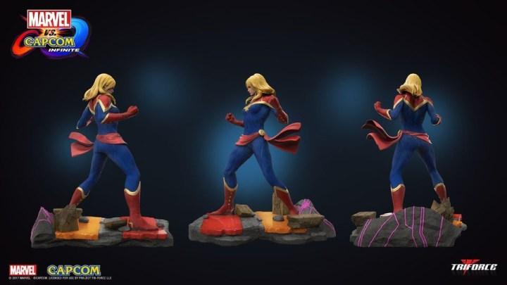 Figurine de Super Girl