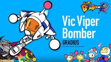 Gradius Bomber