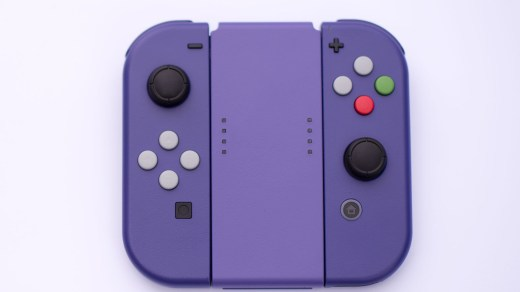 La Nintendo Switch GameCube... Pas mal non ?