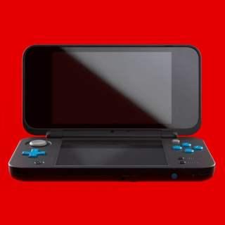 La new 3DS XL noire
