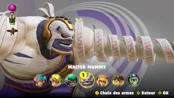 Master Mummy (ARMS)