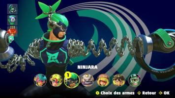 Ninjara (ARMS)