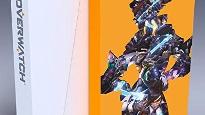 L'Artbook collector d'Overwatch prévu pour la fin de cette année !