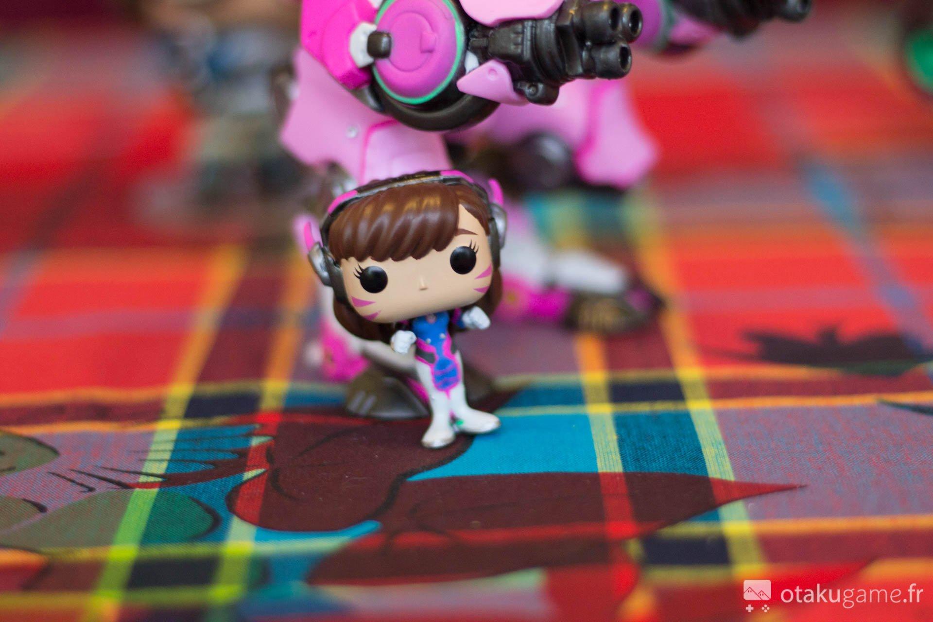 Figurine Funko Pop D.Va