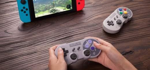 La SNES30 pro, la manette ultime pour la Nintendo Switch ?