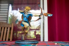 Figurine de Link First 4 Figures