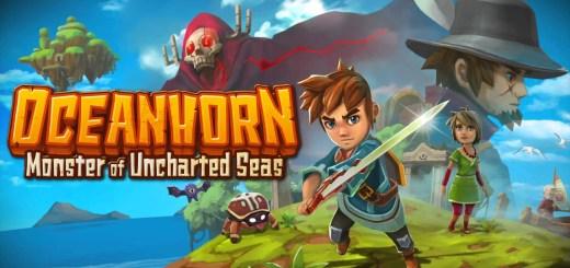 Oceanhorn sort aujourd'hui, le 22 juin, sur Nintendo Switch !