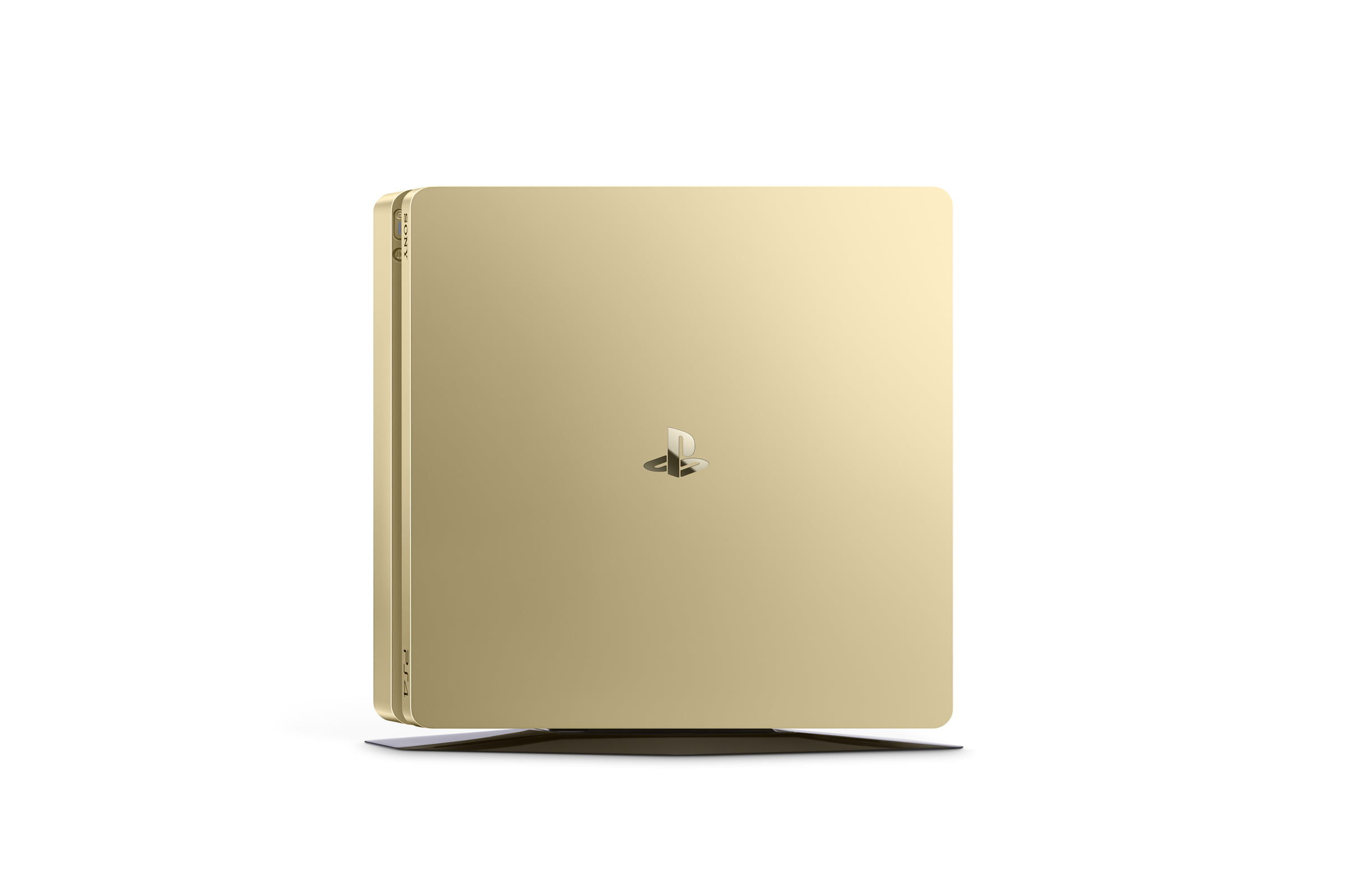 PS4 couleur Or