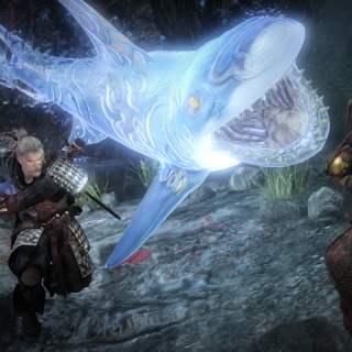 NiOh est un dark-souls-like vraiment interessant, et exclusif PS4 !