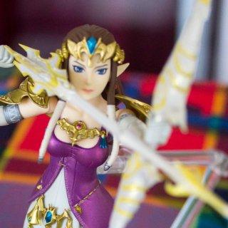 La Figurine Figma Zelda est vraiment une petite réussite ^^ ! Comme toutes les Figma...