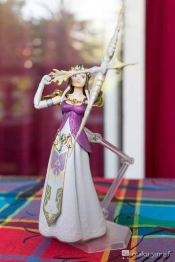 La figurine Figma Zelda