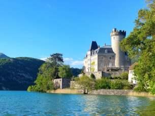 Château de Duingt d'Annecy (inspiration Overwatch)