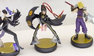 Amiibo Bayonetta joueur 1