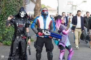Cosplay Gamescom 2017