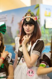 Cosplay Lucky Chocolate Gamescom 2017