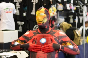 Cosplay Iron Man Gamescom 2017