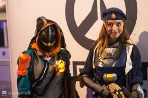 Cosplay Ana Gamescom 2017