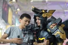 Cosplay Pharah Gamescom 2017